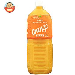 UCC GreenField(グリーンフィールド) 濃縮還元オレンジジュース100% 2LPET×6本入
