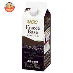 UCC フラッチェベース 無糖 500ml紙パック×12本入