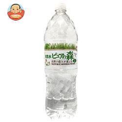 天然水 ピュアの森 2Lペットボトル×6本入