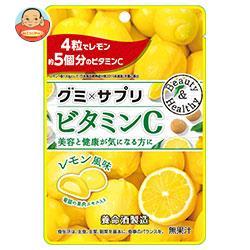 養命酒 グミサプリ ビタミンC 48g×6袋入