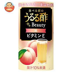 養命酒 食べる前のうるる酢ビューティー 桃味 125mlカートカン×18本入