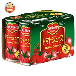 デルモンテ トマトジュース(有塩)(6缶パック) 190g缶×30(6×5)本入