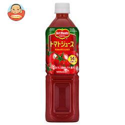 デルモンテ トマトジュース(有塩) 900gペットボトル×12本入