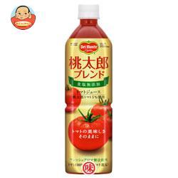 デルモンテ 桃太郎ブレンド 食塩無添加トマトジュース 900gペットボトル×12本入