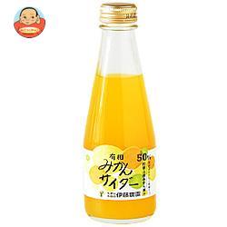 伊藤農園 果汁50%入り有田みかんサイダー 200ml瓶×30本入