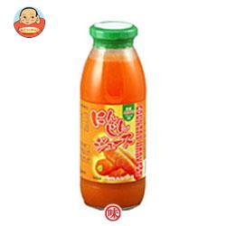 タカハシソース カントリーハーヴェスト 特別栽培のにんじんジュース 350ml瓶×12本入