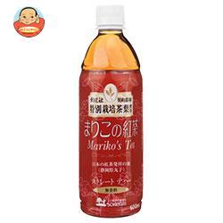 創健社 まりこの紅茶 500mlペットボトル×24本入