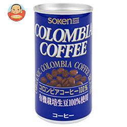 創健社 コロンビアコーヒー 190g缶×30本入