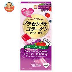 常盤薬品 BEAUPOWER(ビューパワー) プラセンタ・コラーゲン アサイー風味 70g(10g×7本)×10箱入