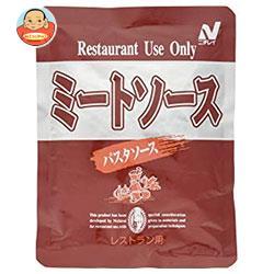 ニチレイ Restaurant Use Only (レストラン ユース オンリー) パスタソース ミートソース 140g×40袋入