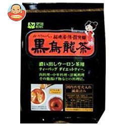 宇治森徳 かおりちゃん 黒烏龍茶ティーバッグ 5g×40袋×20袋入