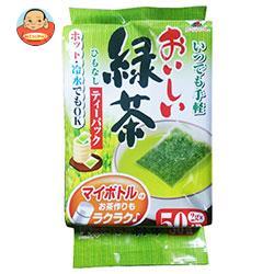 宇治森徳 おいしい緑茶 2g×50袋×12袋入