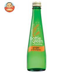 シープロ ボトルグリーン レモングラス&ジンジャー 275ml瓶×12本入