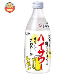 博水社 ホームハイサワー レモン 360ml瓶×24本入