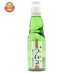 川崎飲料 ビードロおいしいラムネ 200ml瓶×30本入