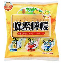 やまと蜂蜜 蜂蜜檸檬 20g×6個×10袋入