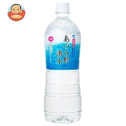 東京アート 信州北アルプス あづみ野湧水 1Lペットボトル×12本入