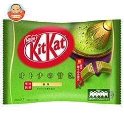 ネスレ日本 キットカット ミニ オトナの甘さ 抹茶 13枚×12袋入
