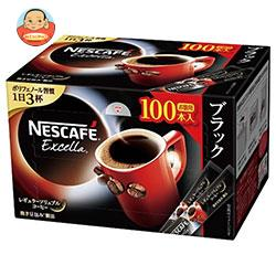ネスレ日本 ネスカフェ エクセラ スティック ブラック (2g×100P)×10箱入