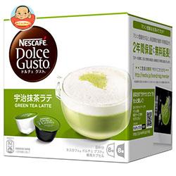ネスレ日本 ネスカフェ ドルチェ グスト 専用カプセル 宇治抹茶ラテ 16個(8杯分)×3箱入