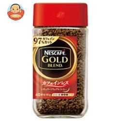 ネスレ日本 ネスカフェ ゴールドブレンド カフェインレス 80g瓶×24本入