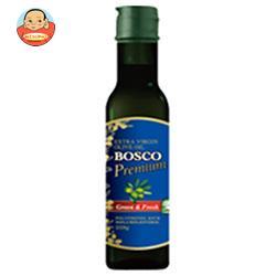 日清オイリオ BOSCO(ボスコ) プレミアムエキストラバージンオリーブオイル 228g瓶×12本入