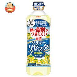 日清オイリオ ヘルシーリセッタ【特定保健用食品 特保】 600gペットボトル×10本入