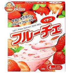 ハウス食品 フルーチェ イチゴ 200g×30個入