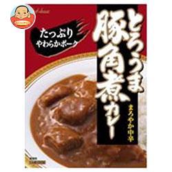 ハウス食品 とろうま豚角煮カレー まろやか中辛 210g×30個入