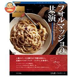日本製粉 レガーロ フォルマッジョの共演 120g×6箱入