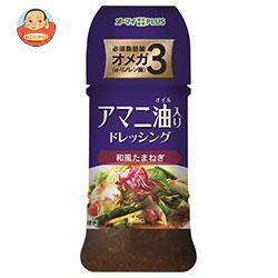 日本製粉 オーマイプラス アマニ油入りドレッシング 和風たまねぎ 150ml×12本入