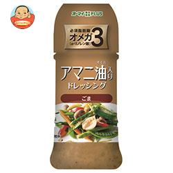 日本製粉 オーマイプラス アマニ油入りドレッシング ごま 150ml×12本入