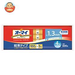 日本製粉 オーマイ スパゲッティ1.3mm結束タイプ 500g×20袋入