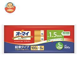 日本製粉 オーマイ スパゲッティ1.5mm結束タイプ 500g×20袋入