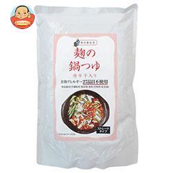 樽の味 麹の鍋つゆ 唐辛子 680g×12袋入