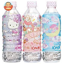ブルボン イオン水(サンリオ) 500mlペットボトル×24本入