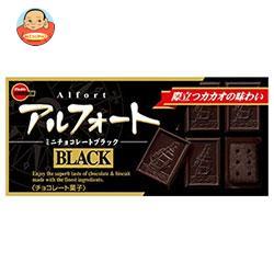 ブルボン アルフォート ミニチョコレート ブラック 12個×10個入