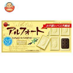 ブルボン アルフォート ミニチョコレート バニラホワイト 12個×10個入