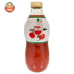 北のほたる トマトジュース 北海道産(有塩) 840ml瓶×12本入