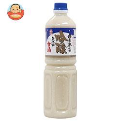 ヤマク食品 吟醸甘酒 無添加 1Lペットボトル×6本入