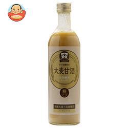ヤマト醤油味噌 大麦甘酒 490ml瓶×12本入