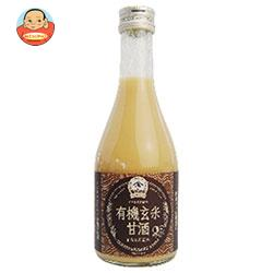 ヤマト醤油味噌 有機玄米甘酒 300ml瓶×12本入