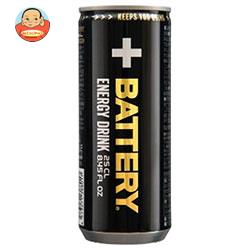 BATTERY(バッテリー)エナジードリンク 250ml缶×30本入