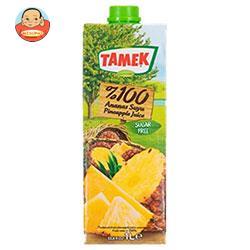 マルレ 100%パイナップルジュース(濃縮還元) 1L紙パック×12本入