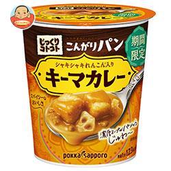 ポッカサッポロ じっくりコトコトこんがりパン キーマカレーカップ入り 28.7g×6個入