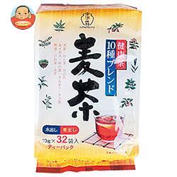 宇治の露製茶 宇治の露 10種ブレンド麦茶 10g×32P×15袋入