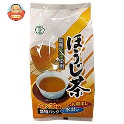 宇治の露製茶 宇治の露 ほうじ茶 ティーパック 4g×36P×12袋入