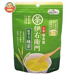 宇治の露製茶 伊右衛門 インスタント緑茶 40g×6袋入