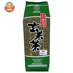 宇治の露製茶 宇治の露 徳用玄米茶 400g×20袋入