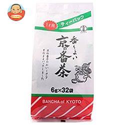 宇治の露製茶 宇治の露 京の番茶 ティーバッグ 6g×32P×12袋入